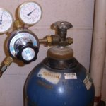 EPA 608 Practice Test- Nitrogen Cylinder